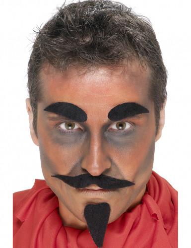 Kit de diable halloween adulte