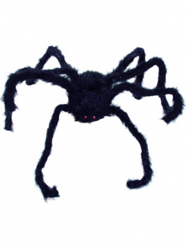 Décoration grosse araignée halloween