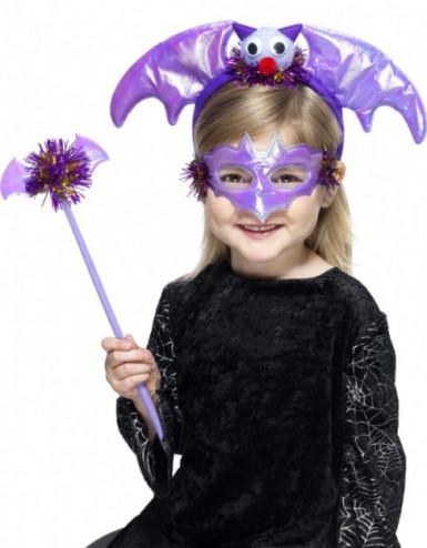 Kit chauve-souris halloween