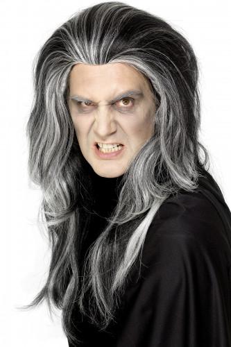Perruque de vampire Halloween adulte