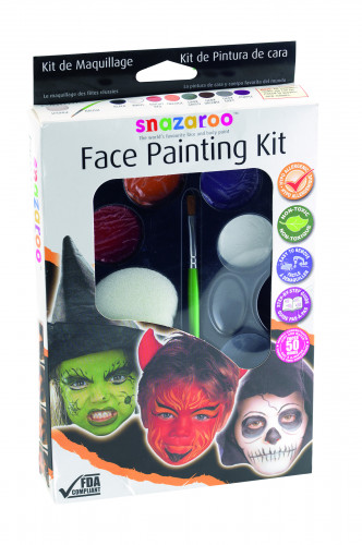 Maquillage Snazaroo Halloween