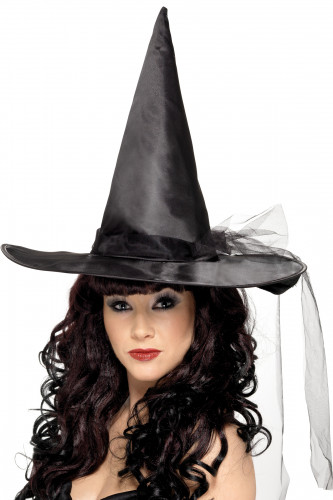 Chapeau de Sorcière Adulte Halloween