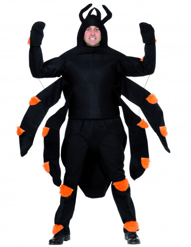 Déguisement araignée adulte Halloween