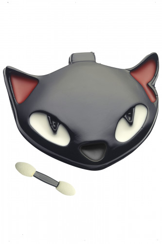 Palette de maquillage chat Halloween