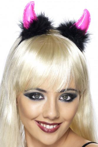 Serre-tête diablesse adulte Halloween