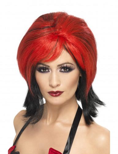 Perruque Femme Vampire Halloween
