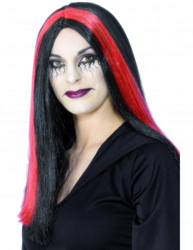 Perruque de sorcière femme Halloween