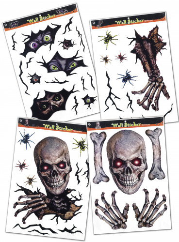 Stickers muraux Halloween