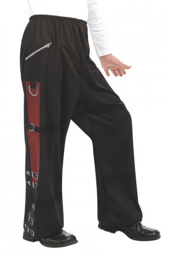 Pantalon avec boucles Michaël Jackson? garçon