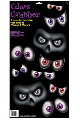 Stickers yeux Halloween