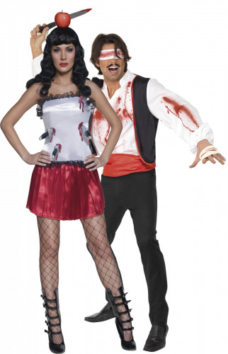 Deguisement couple vente costume halloween - Deguisement couple halloween ...