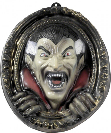 Tableau ovale vampire