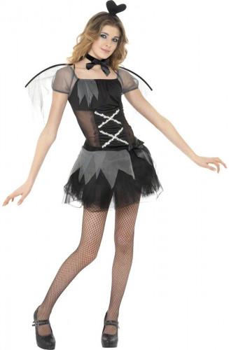 c0c47c88d8017 Déguisement ange noir déchu - deguisement-halloween.net