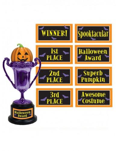 Décoration trophée Halloween