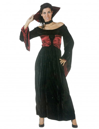 Deguisement de vampire femme