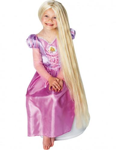 Perruque luminescente princesse Raiponce? fille
