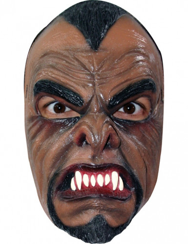 Masque loup-garou adulte Halloween