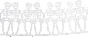 Guirlande squelette halloween