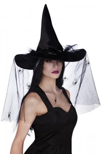 Chapeau sorcière Esmeralda Halloween adulte