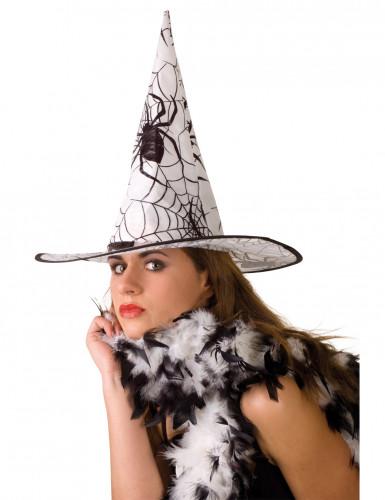 Chapeau sorcière halloween adulte