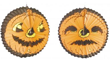 Grande lanterne citrouille Halloween