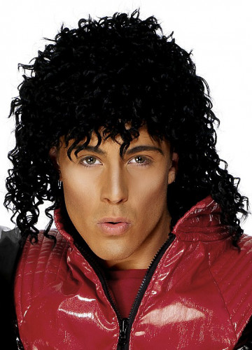 Perruque Michael Jackson Trhiller