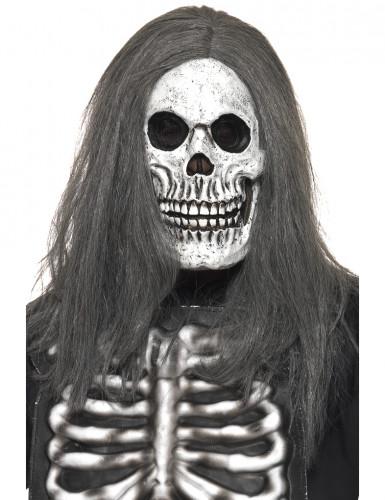 Masque de squelette adulte Halloween