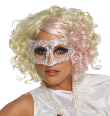 Perruque Lady Gaga?