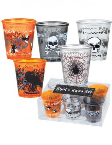 Set verres Halloween