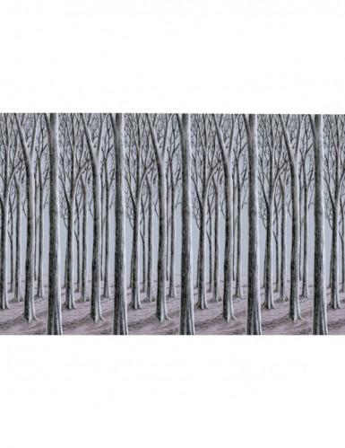 Décoration murale forêt hantée
