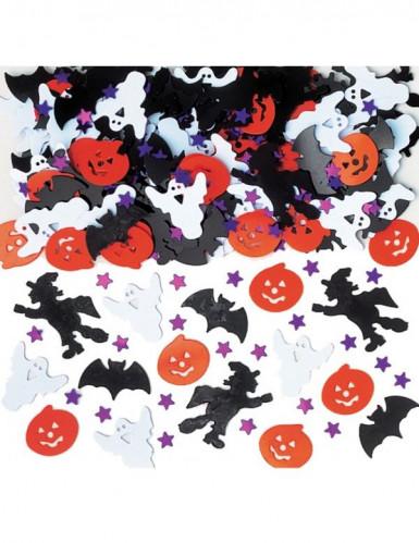 Confettis Halloween
