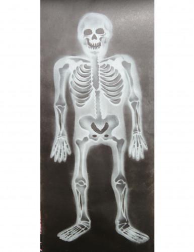 Bannière squelette