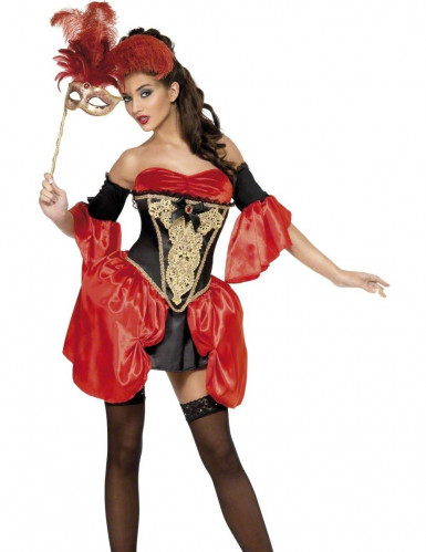 Déguisement baroque sexy halloween femme