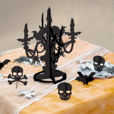 Centre de table Halloween