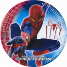 10 assiettes The Amazing Spiderman�