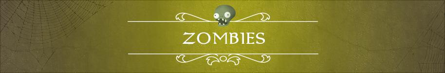 vidéos idées halloween zombies