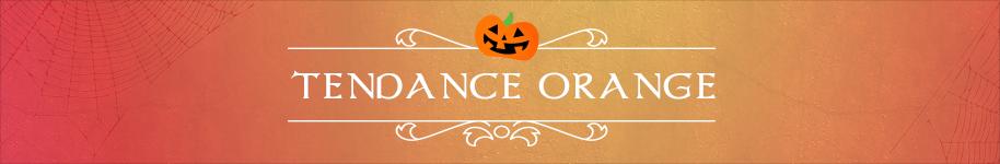 vidéos idées halloween orange